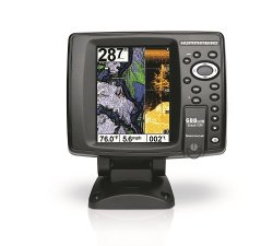Humminbird 688ci HD DI KVD NAV Combo (Includes Navionics Plus Chip) 409460-2KVD