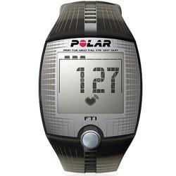 Polar Ft1 Heart Rate Monitor, Black