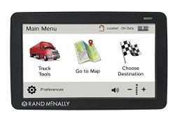 Rand McNally TND730 IntelliRoute GPS Truck Navigator-(Certified Refurbished)