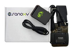 Real Time Portable Mini GMS/GPS/GPRS Tracker