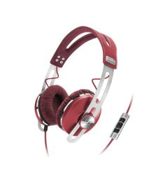 Sennheiser Momentum On-Ear Headphone – Red