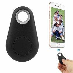 Smart Bluetooth Tracer GPS Locator Tag Alarm Wallet Key Pet Dog Tracker