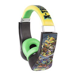 Teenage Mutant Ninja Turtles Over the Ear Headphone