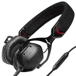 V-MODA Crossfade M-80 Vocal On-Ear Noise-Isolating Metal Headphone (Shadow)
