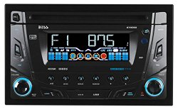 BOSS Audio 870DBI In-Dash Double-Din Detachable CD/USB/SD/MP3 Player Receiver Bluetooth Streaming Bluetooth Hands-free with Remote