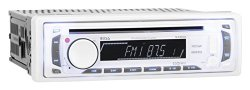 BOSS Audio MR648W In-Dash Single-Din Detachable CD/USB/SD/MP3 Player Receiver with Remote