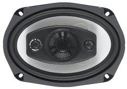 BOSS Audio R94 Riot 500-watt 4 way auto 6″ x 9″ Coaxial Speaker