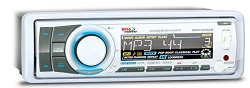 Boss Audio Systems MR752UAB Single Din Marine Solid State Bluetooth Enabled MP3/CD/CDR/CDRW/AM/FM Receiver