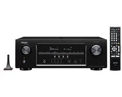 Denon AVR-S710W 7.2 Channel Full 4K Ultra HD A/V Receiver with Bluetooth and WIFI