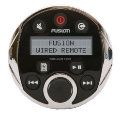 Fusion MS-WR600 Marine Wired Remote Control