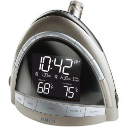 Homedics SS-5010 Soundspa Premier Am/Fm Clock Radio