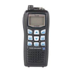 Icom M36 01 Floating Handheld 6W Marine Radio with Clear Voice Audio