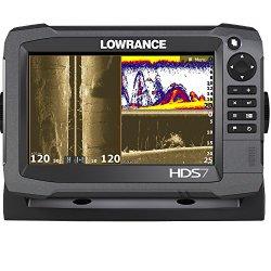 Lowrance 000-11788-001 Hds-7 Gen3 Insight Usa 83-200 KHz Transom Mount Transducer