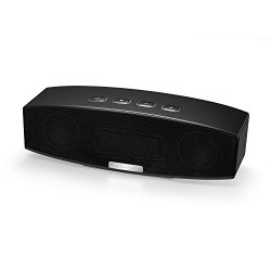 [New Release]Anker Premium Stereo Bluetooth 4.0 Speaker (A3143), 20W Output from Dual 10W Drivers, with Two Passive Subwoofers, Portable Wireless Speaker for iPhone, iPad, Samsung, Nexus, HTC and More