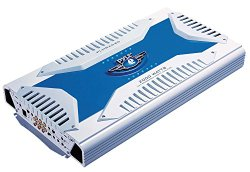 PYLE PLMRA620 6 Channel 2000 Watt Waterproof Marine Bridgeable Mosfet Amplifier