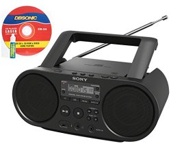 Sony Portable Full Range Stereo Boombox Sound System