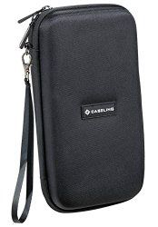 Caseling for Graphing Calculator Hard Carrying Travel Storage Case Bag – Black