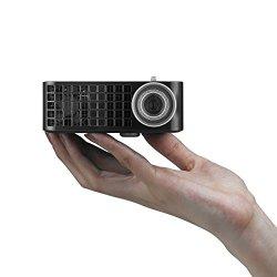 Dell M115HD Mobile LED Projector, WXGA 1280×800, HDMI USB Inputs, 1GB Internal Memory, 450 ANSI Lumens