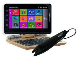 ECTACO Partner LUX 2 PRO Multi 14 language Free Speech Electronic Translator with C-Pen Scanner