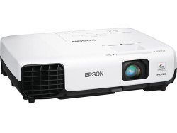 Epson VS330, XGA, 2700 Lumens Color Brightness (color light output), 2700 Lumens White Brightness, 3LCD Projector