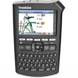 Franklin Electronic Spanish English Learner BES-4110-01