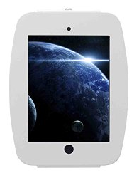 Maclocks Space Enclosure Wall Mount for iPad Mini, White (235SMENW)