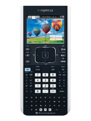 Texas Instruments TI-Nspire CX Graphing Calculator, Frustration Free Packaging