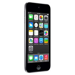 Apple iPod touch 16GB (5th Generation) – Space Gray (Certified Refurbished)