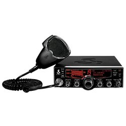 Cobra 29 LX 40-Channel CB Radio with Instant Access 10 NOAA Weather Stations and Selectable 4 Color Display