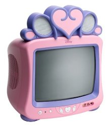 Disney Princess 13″ Color TV