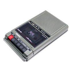 Hamilton Classroom Cassette Player 2 Station 1 Watt – Hamilton HA-802