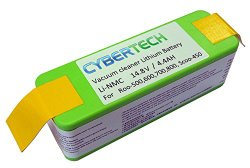Lithium Li-Ion 4400mAh Replacement Battery for iRobot Roomba