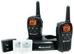Midland LXT500VP3 22-Channel GMRS with 24-Mile Range