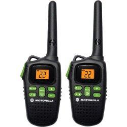 Motorola MD200R FRS Two-Way – 20 Mile Radio Pack – Black