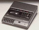 Panasonic RR830 Transcriber reconditioned Standard Cassette – RR-830