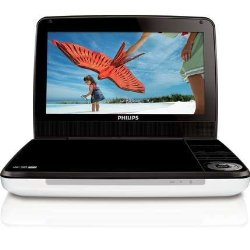 Philips 9″ LCD Portable DVD Player PD9000 / PD9000/37