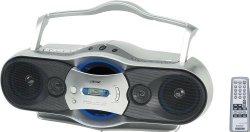 Sony CFD-F10 CD / Radio / Cassette Recorder, Silver