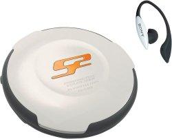 Sony D-NS707F S2 Sports ATRAC Walkman Portable CD Player with Digital Tuner (AM/FM/TV/Weather)