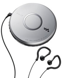 Sony DEJ011 Portable Walkman CD Player (Discontinued by Manufacturer)