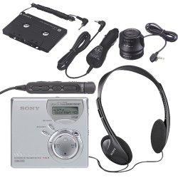 Sony MZ-N510CK NetMD Walkman/Recorder with Car Kit