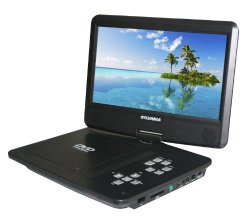 Sylvania SDVD1030 10-Inch Portable DVD Player with 5 Hour Battery Life