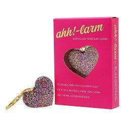 ahh!-larm: super-loud personal alarm – confetti