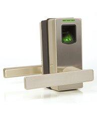 Biometric Fingerprint Lock (Silver) MD1500S