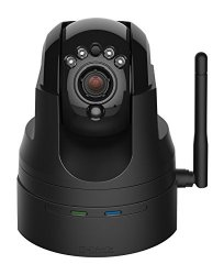D-Link Wireless HD Pan & Tilt Day/Night Network Surveillance Camera with mydlink-Enabled (DCS-5029L)