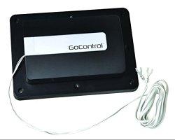 GoControl GD00Z-4 Z-Wave Garage Door Opener Remote Controller, Small, Black