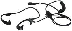 Motorola RMN5114 Lightweight Temple Transducer Headset