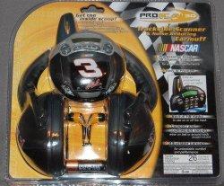Proscan C30-3 NASCAR #3 Dale Earnhardt Sr Trackside Scanner with FM Radio