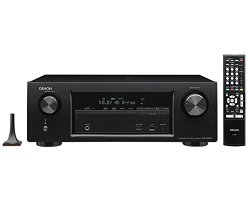 Denon AVR-X1100W 7.2 Channel Full 4K Ultra HD A/V Receiver with Bluetooth and Wi-Fi (Discontinued by Manufacturer)