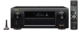 Denon AVRX6200W 9.2 Channel Full 4K Ultra HD A/V Receiver with Bluetooth and Wi-Fi