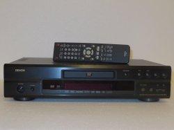Denon DVD-2910 Universal DVD/CD/SACD/DVD-Audio player with HDMI and DVI output Black